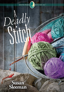 A Deadly Stitch