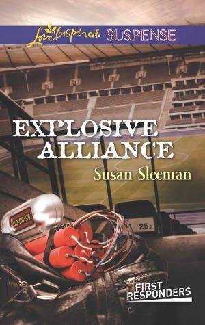 Explosive Alliance by Susan Sleeman