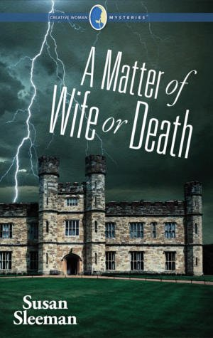 A Matter of Wife or Death by Susan Sleeman