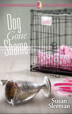 Dog Gone Shame by Susan Sleeman