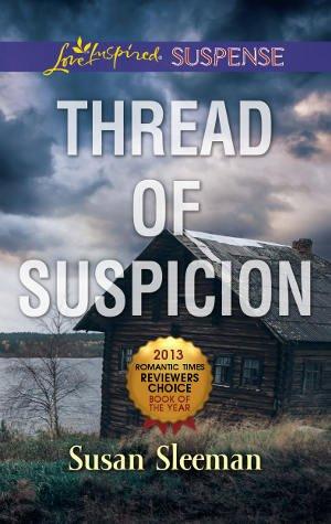 Thread of Suspicion by Susan Sleeman