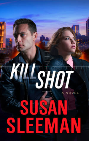 Book review of Kill Shot by Susan Sleeman (FaithWords) by papertapepins